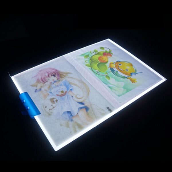 Elice LED Light Pad for diamond painting Artcraft Tracing Light Box Copy Board Digital Tablets Painting Writing Drawing Tablet