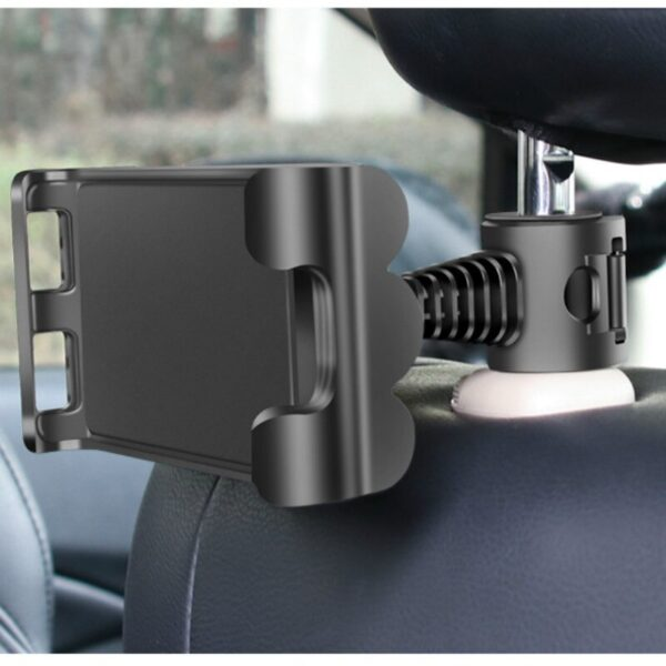 for 4-11 Inch Tablet Adjustable Car Tablet Stand Holder for IPAD Tablet Accessories Universal Tablet Stand Car Seat Back Bracket