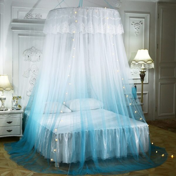 2020 New Hanging Kids Baby Bedding Dome Bed Canopy Cotton Mosquito Net Bedcover Curtain For Baby Kids Reading Playing Home Decor