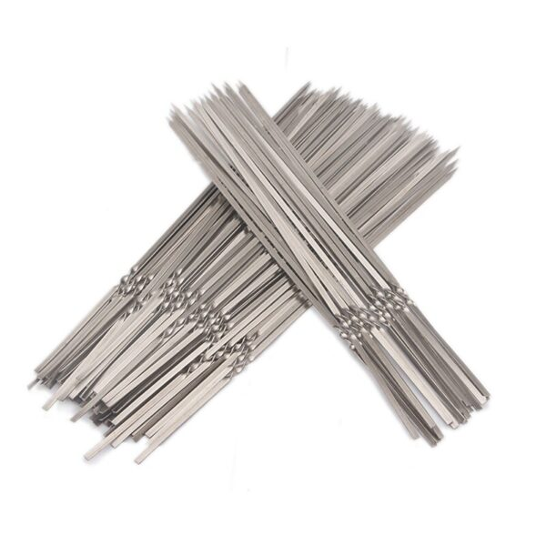 15pcs! Stainless Steel BBQ Meat Sticks Long chef grill Food Holders Skewers Needle Prongs for Barbecue Party Skewers Shipping