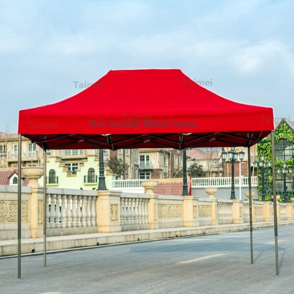 Party Waterproof Gazebos top roof arden Canopy Outdoor Marquee Awning Tent Shade Ogrodowy white big large shed fold blue red car