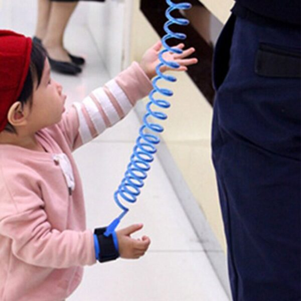 Toddler Baby Kids Safety Harness Cut Continuously Child Leash Anti Lost Wrist Link Traction Rope 2019 New hot